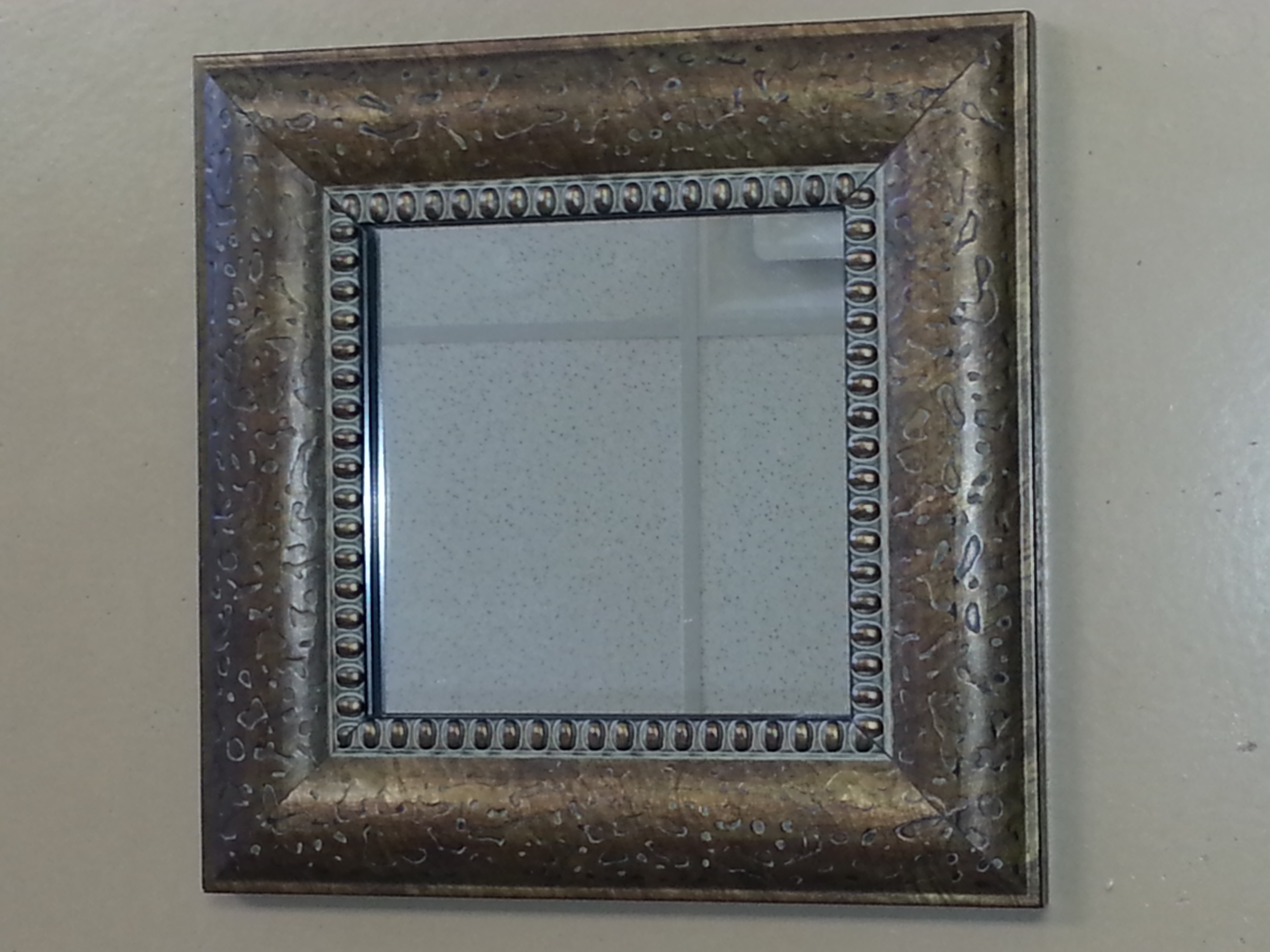 Mirrored Picture Frame - Mirror Ideas