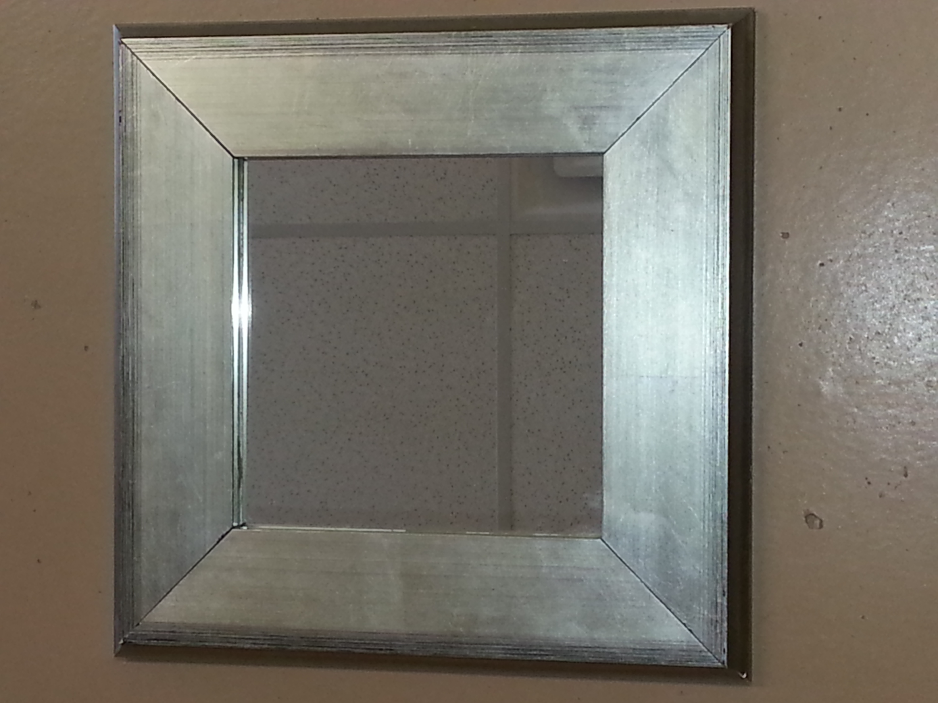 houston custom mirror frames